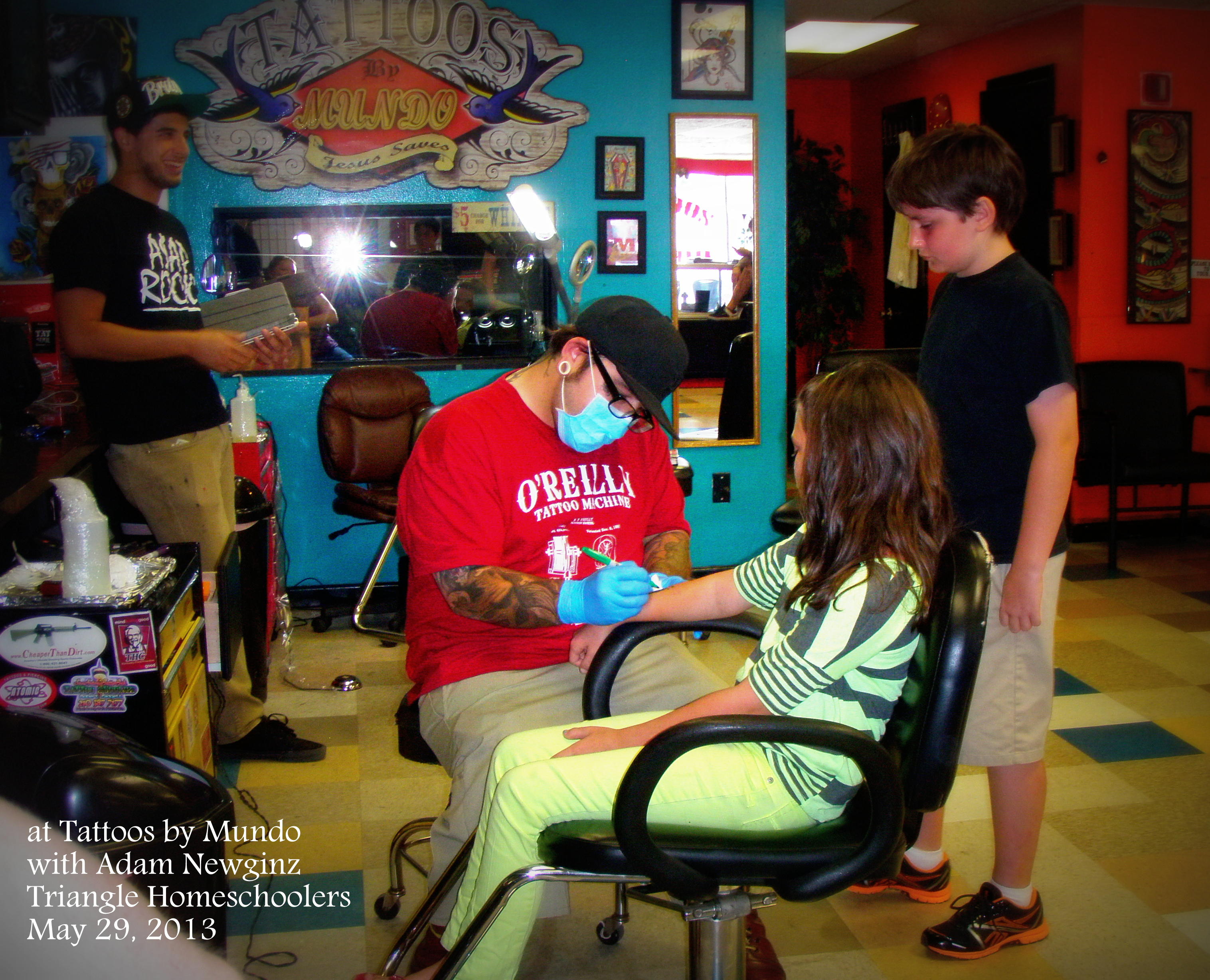 kids with the best questions with sharpie tattoos which the kidsKids With Permanent Tattoos